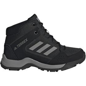 adidas TERREX Hyperhiker Hiking Shoes Kids, core black/grey three/core black